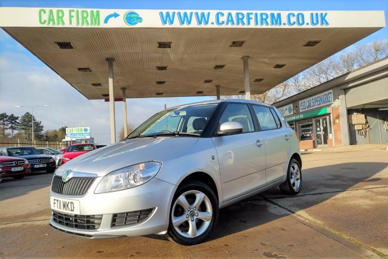 used Skoda Fabia SE 12V in cambridgeshire