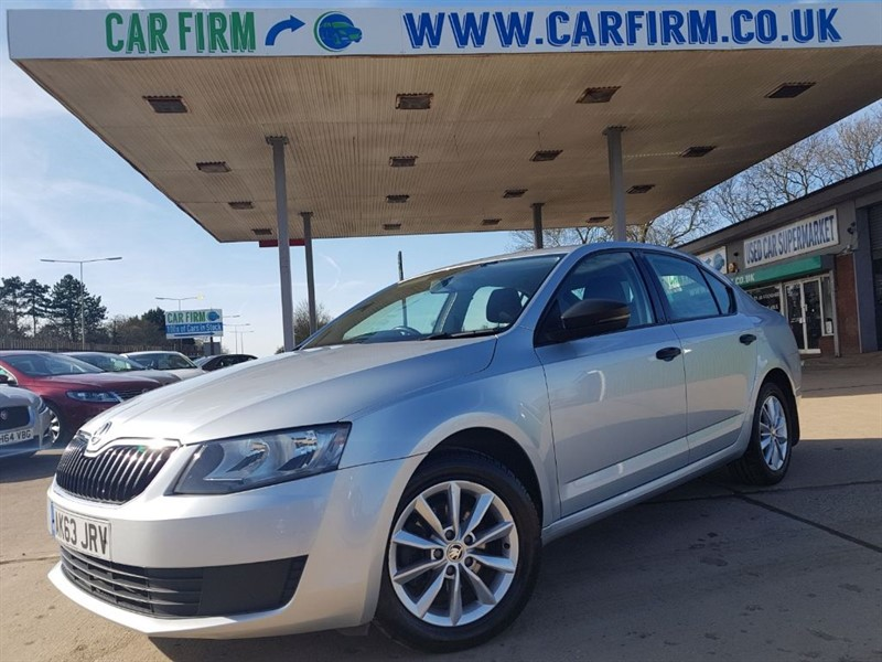 used Skoda Octavia S TDI CR in cambridgeshire
