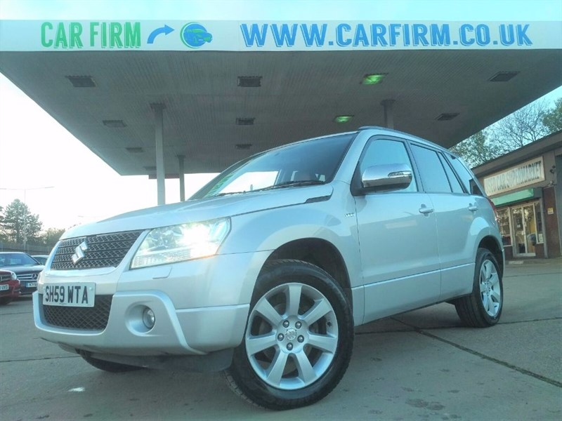 used Suzuki Grand Vitara SZ5 DDIS in cambridgeshire