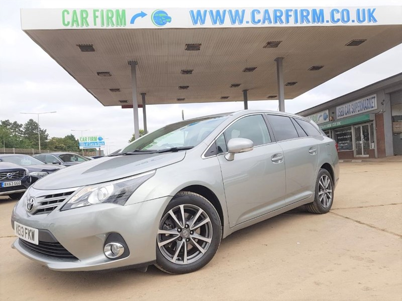 used Toyota Avensis D-CAT ICON in cambridgeshire