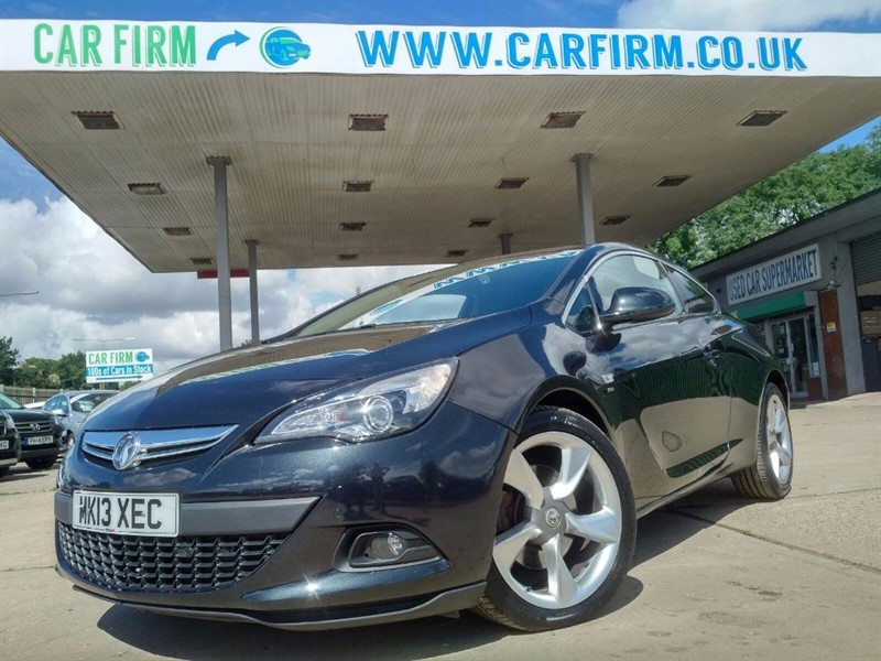 used Vauxhall Astra GTC SRI S/S in cambridgeshire