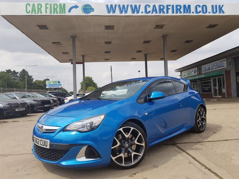 used Vauxhall Astra VXR in cambridgeshire