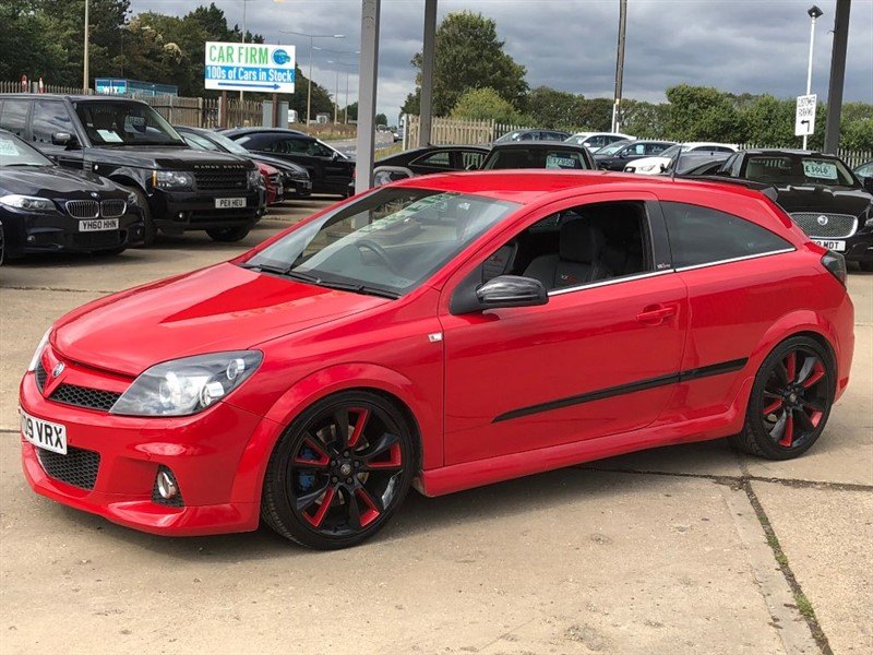 used Vauxhall Astra 2.0l 16 VXR VXRACING in cambridgeshire