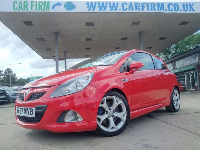used Vauxhall Corsa VXR in cambridgeshire