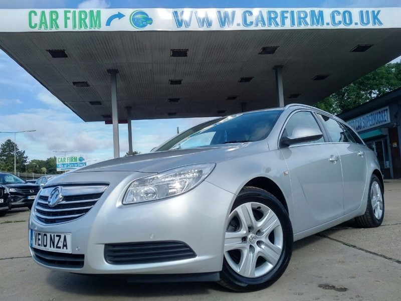 used Vauxhall Insignia EXCLUSIV CDTI in cambridgeshire