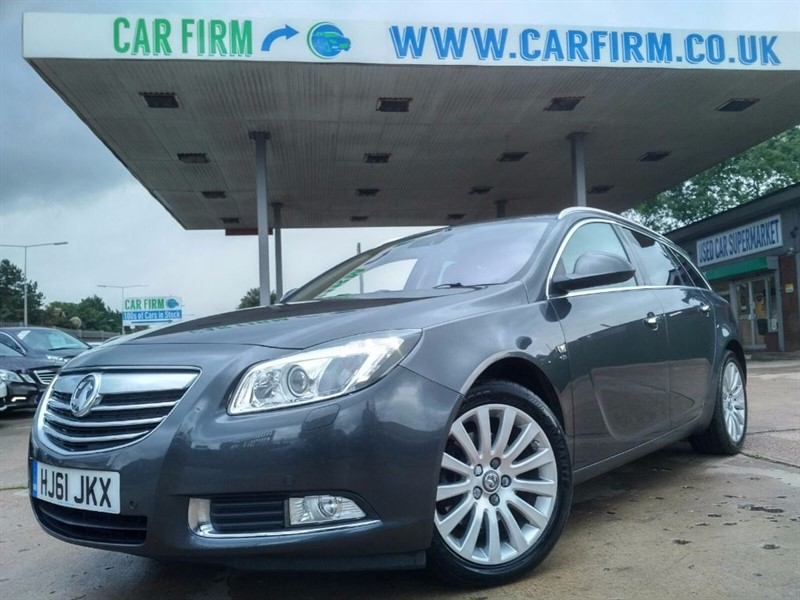 used Vauxhall Insignia ELITE CDTI in cambridgeshire