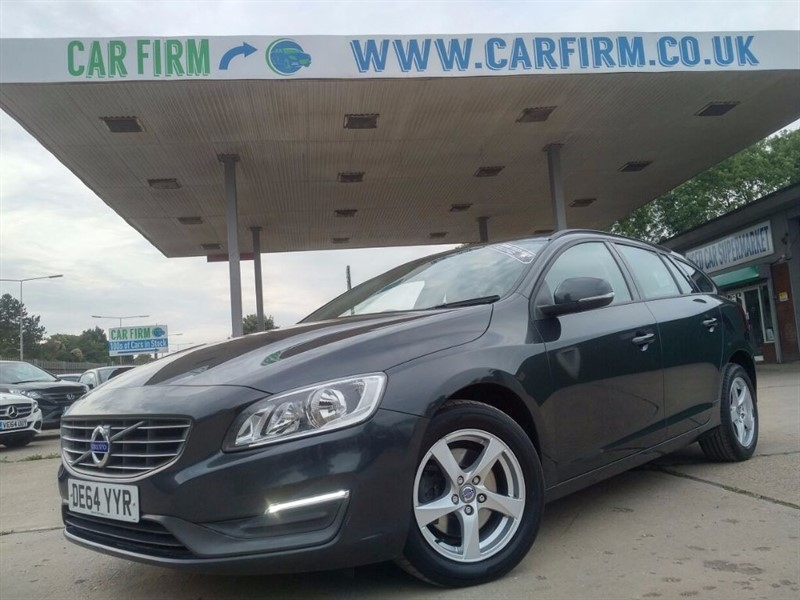 used Volvo V60 D4 BUSINESS EDITION in cambridgeshire
