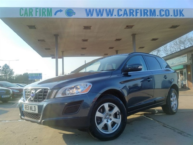 used Volvo XC60 D3 SE in cambridgeshire