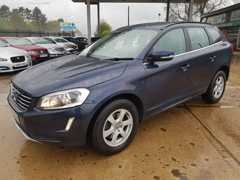 used Volvo XC60 D4 SE NAV AWD in cambridgeshire