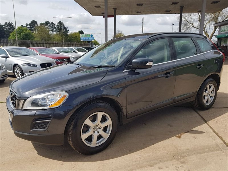 used Volvo XC60 D5 SE AWD in cambridgeshire