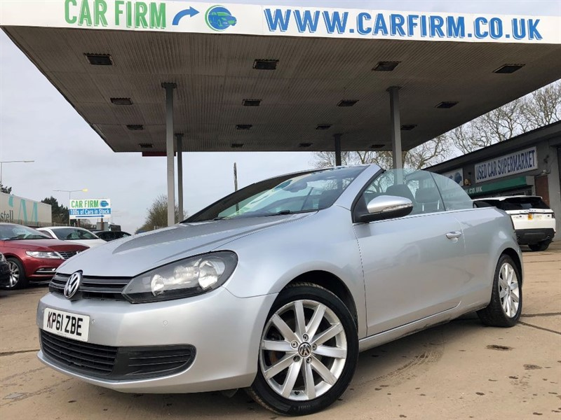 used VW Golf S TDI BLUEMOTION TECHNOLOGY in cambridgeshire