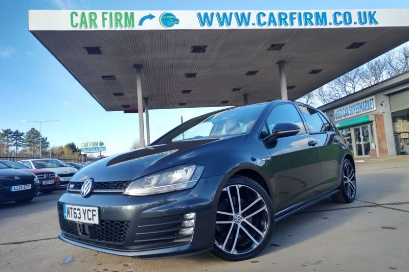 used VW Golf GTD in cambridgeshire