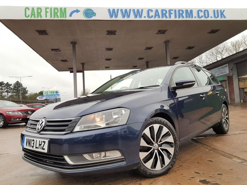 used VW Passat BLUEMOTION TDI in cambridgeshire