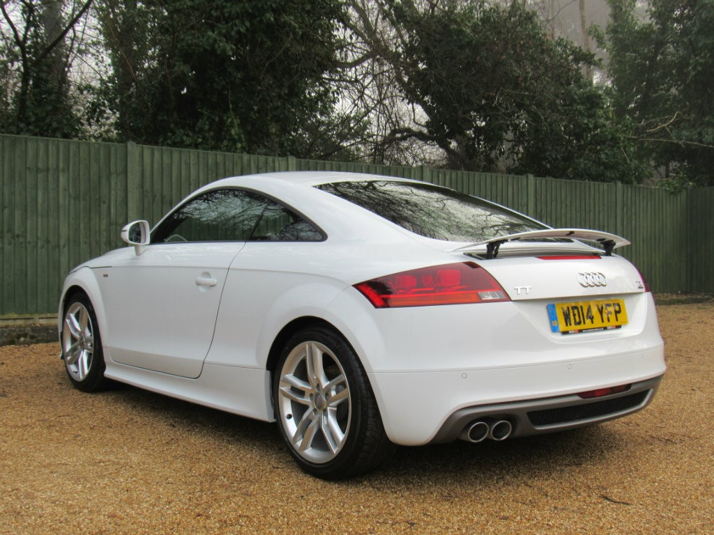 used white audi tt for sale dorset. Black Bedroom Furniture Sets. Home Design Ideas