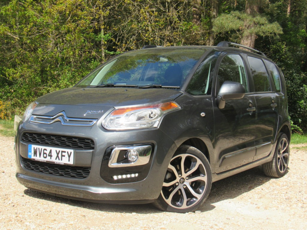 citroen c3 picasso in ferndown dorset compucars. Black Bedroom Furniture Sets. Home Design Ideas