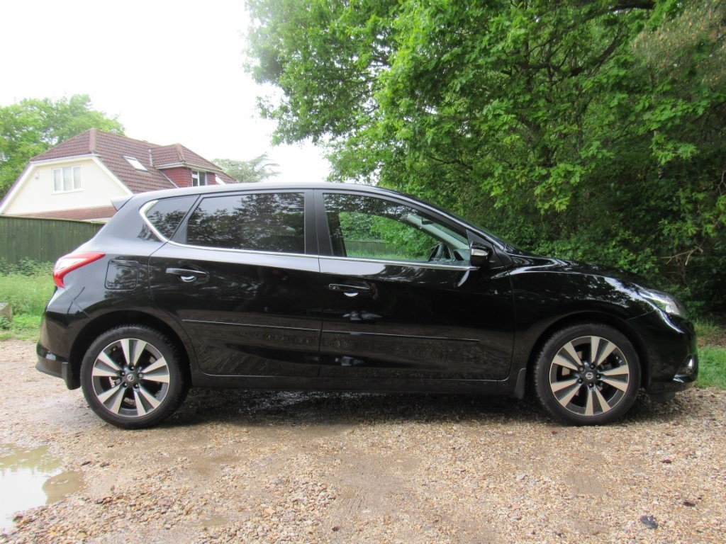 used black nissan pulsar for sale dorset. Black Bedroom Furniture Sets. Home Design Ideas