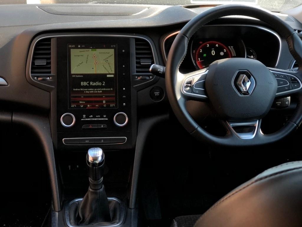 Used Grey Renault Megane for Sale | Dorset