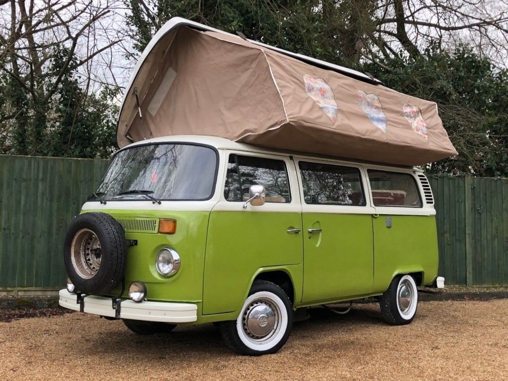 Used VW Campervan For Sale