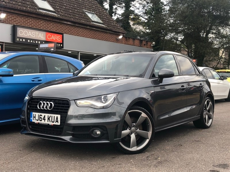 used Audi A1 TDI Black Edition Sportback 5dr in in-dorset