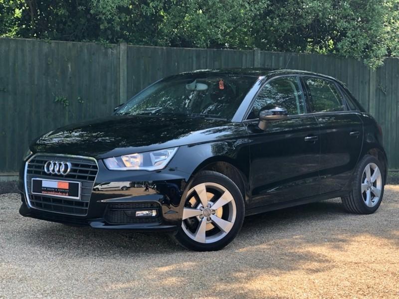 used Audi A1 TFSI Sport Sportback (s/s) 5dr in in-dorset
