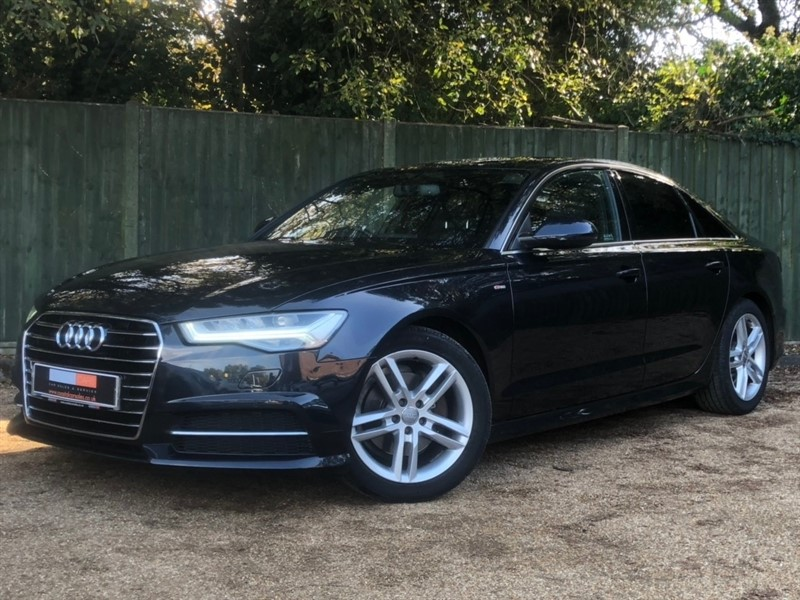 used Audi A6 Saloon TDI ultra S line Tronic (s/s) 4dr in in-dorset