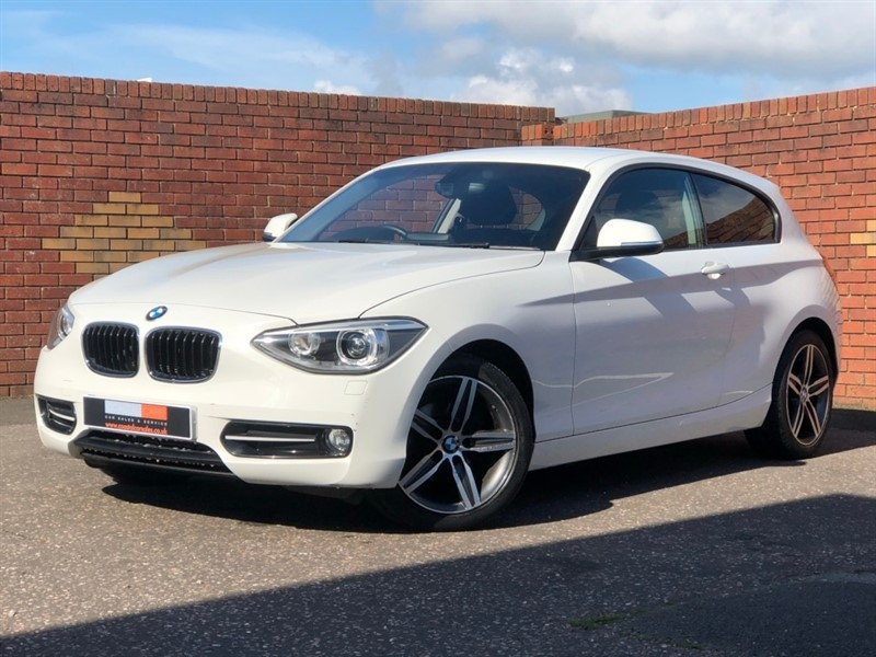 used BMW 116d 1 Series Sport Sports Hatch 3dr in in-dorset