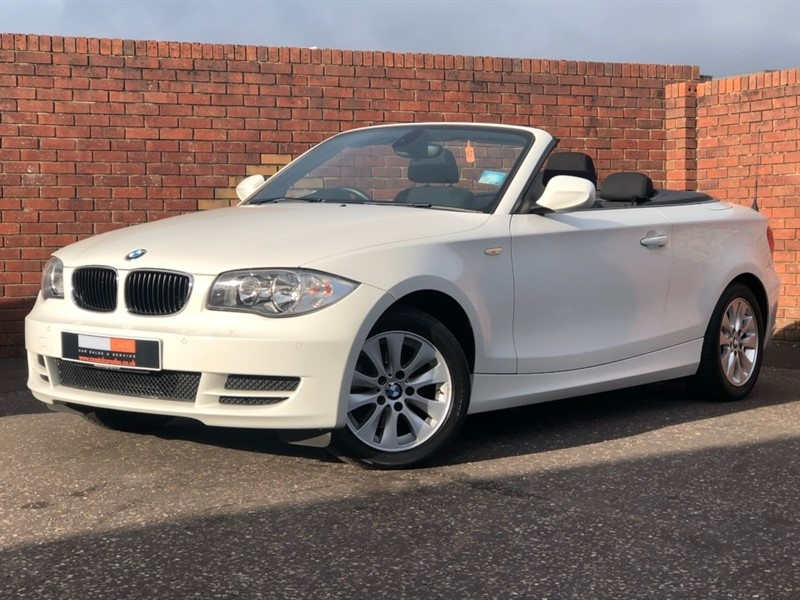 used BMW 118d 1 Series ES 2dr in in-dorset