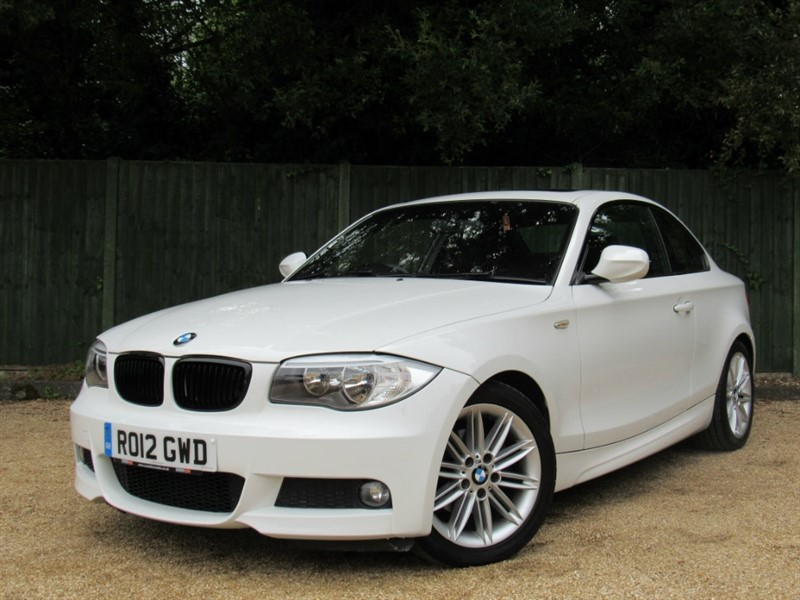 used BMW 118d 1 Series M Sport 2dr in in-dorset