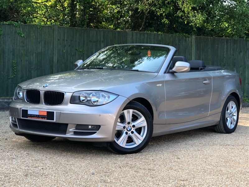 used BMW 118i 1 Series SE 2dr in in-dorset