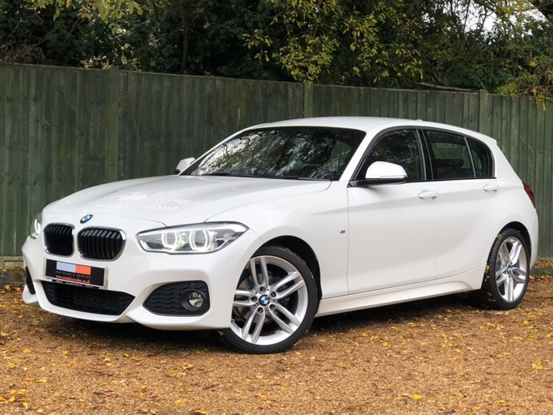 used BMW 118i 1 Series M Sport Sports Hatch (s/s) 5dr in in-dorset