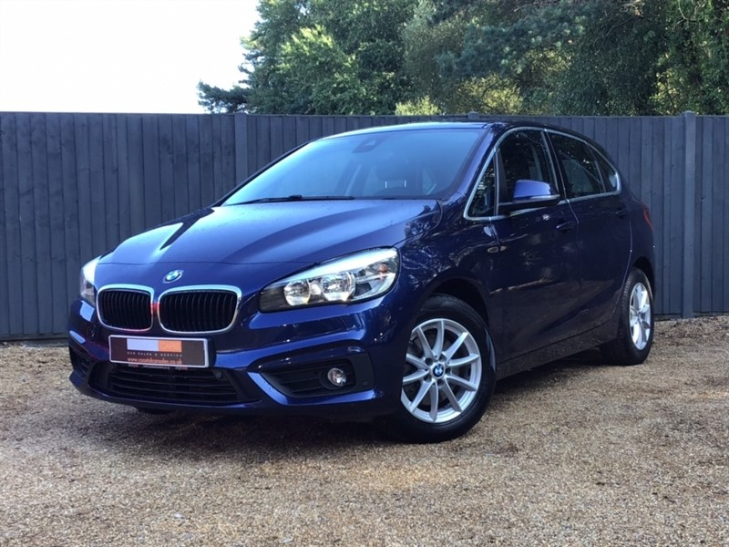 used BMW 218i 2 Series Active Tourer SE Auto (s/s) 5dr in in-dorset