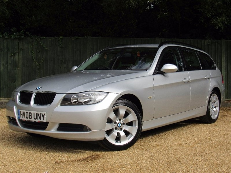 used BMW 318i 3 Series SE Edition Touring 5dr in in-dorset