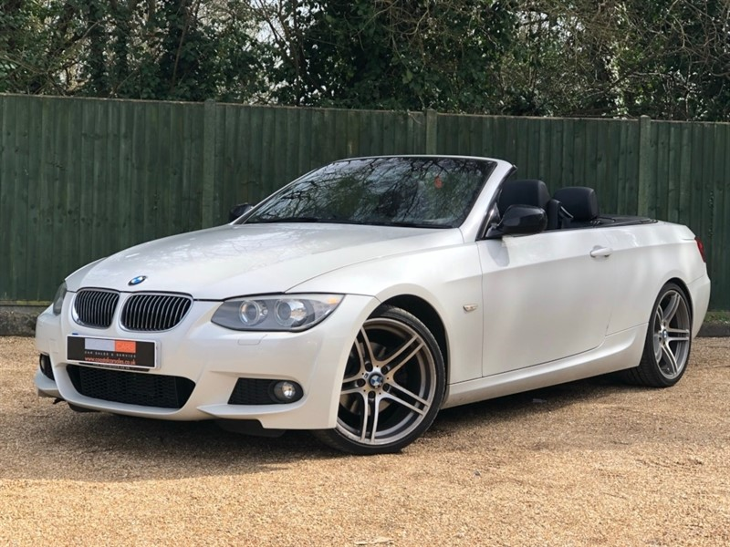 used BMW 320d 3 Series Sport Plus 2dr in in-dorset