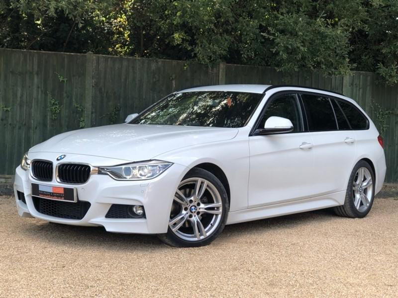 used BMW 320d 3 Series BluePerformance M Sport Touring (s/s) 5dr in in-dorset