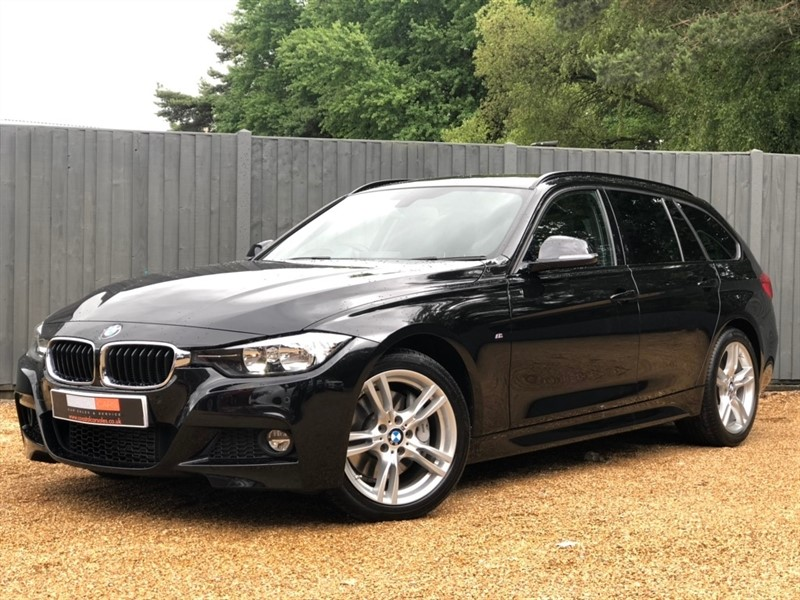 used BMW 335d 3 Series M Sport Touring Auto xDrive (s/s) 5dr in in-dorset