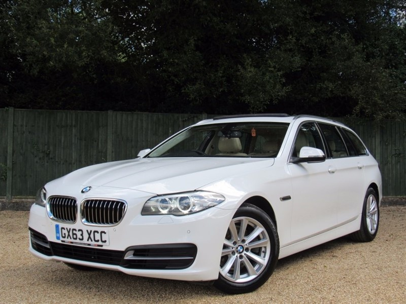 used BMW 520d 5 Series SE Touring 5dr in in-dorset