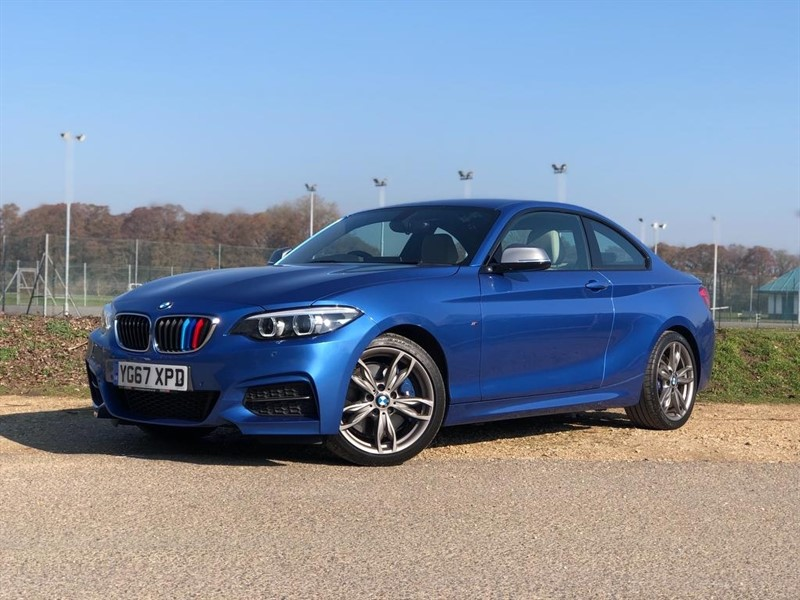 used BMW M240i 2 Series Sport Auto (s/s) 2dr in in-dorset