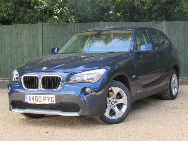 used BMW X1 20d SE sDrive 5dr in in-dorset