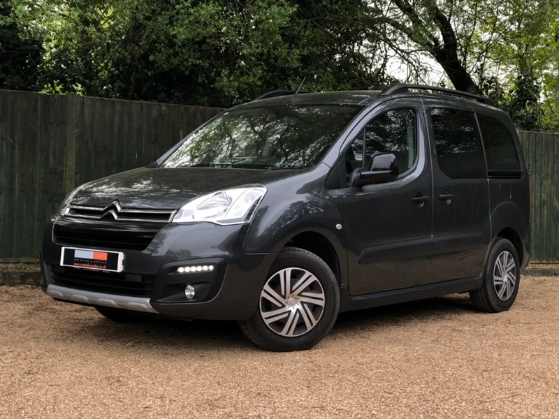 used Citroen Berlingo BlueHDi XTR Multispace ETG6 (s/s) 5dr in in-dorset