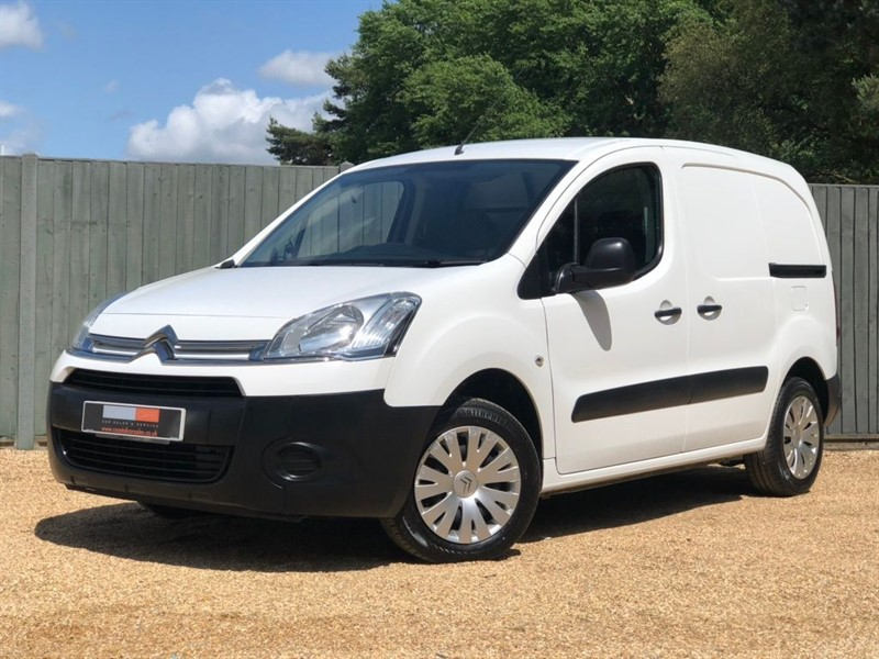 used Citroen Berlingo e-HDi L1 625 LX Airdream Panel Van 5dr in in-dorset