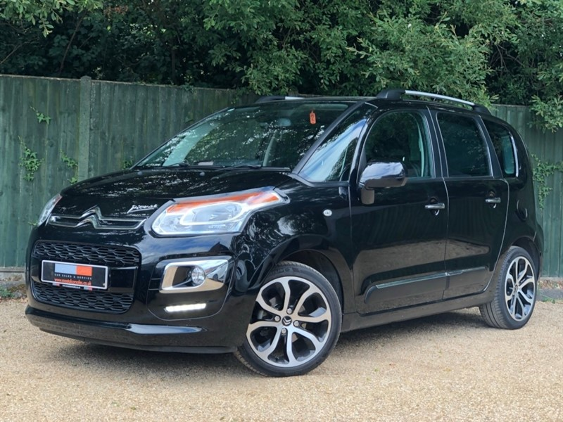 used Citroen C3 Picasso HDi 8v Exclusive 5dr in in-dorset