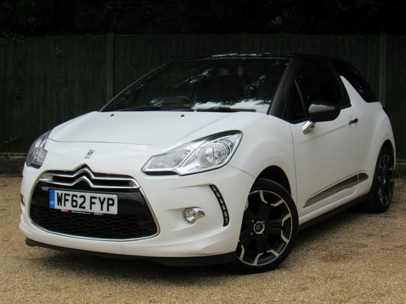 used Citroen DS3 VTi DStyle Plus 3dr in in-dorset