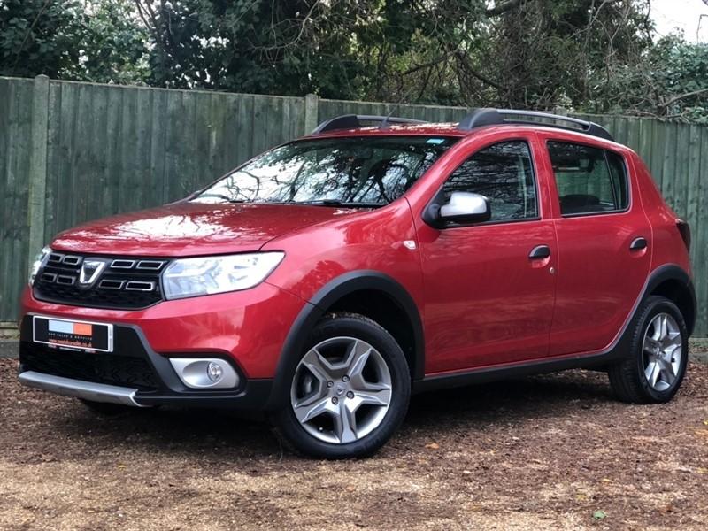 used Dacia Sandero Stepway TCe Laureate (s/s) 5dr in in-dorset