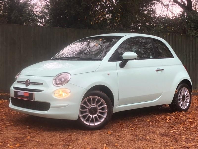 used Fiat 500 1.2 Pop Star (s/s) 3dr in in-dorset