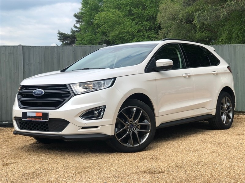 used Ford Edge TDCi Sport AWD (s/s) 5dr in in-dorset