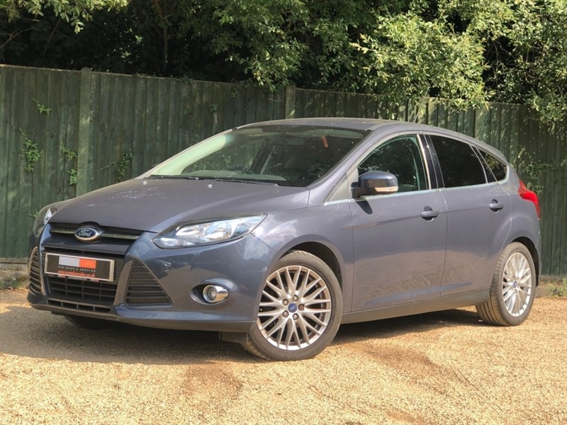 used Ford Focus Ti-VCT Zetec 5dr in in-dorset