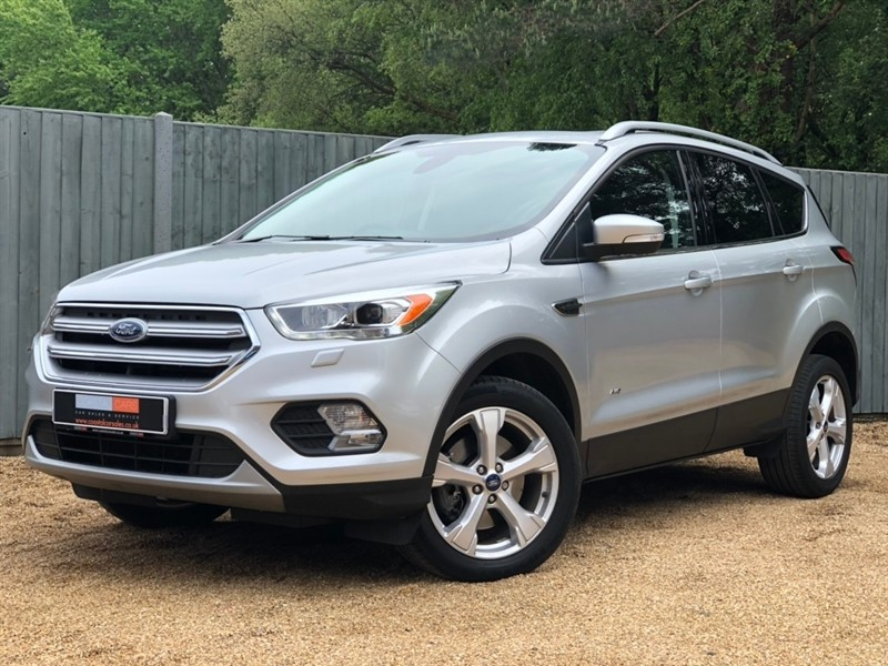 used Ford Kuga T EcoBoost Titanium X Auto AWD (s/s) 5dr in in-dorset