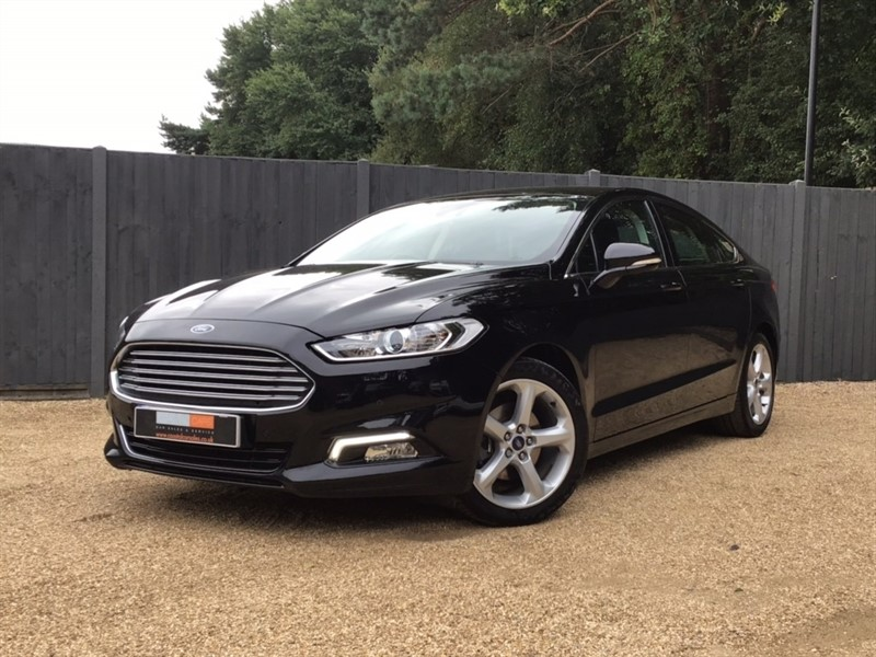 used Ford Mondeo T EcoBoost Titanium (s/s) 5dr in in-dorset