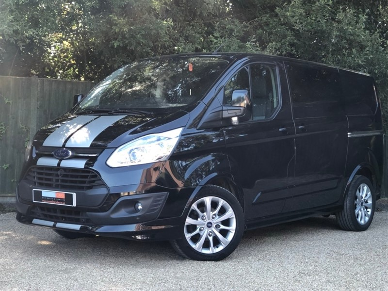 used Ford Transit Custom Ford Transit Custom 2.2 TDCi 290 Sport in in-dorset