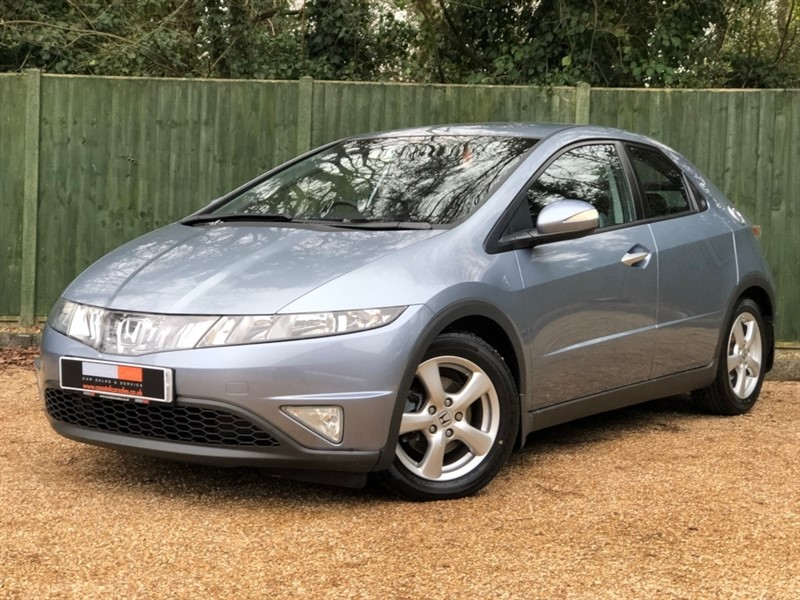 used Honda Civic i-VTEC SE Hatchback 5dr in in-dorset